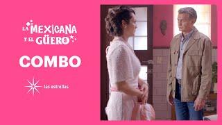La Mexicana y el Güero: ¡Helena revela a Tyler que su familia es contratada! | C-115 | Las Estrellas