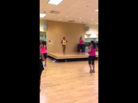 Zumba at la fitness in lutz fl