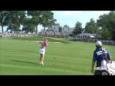 2010 U.S. Women's Open: Creamer Prevails