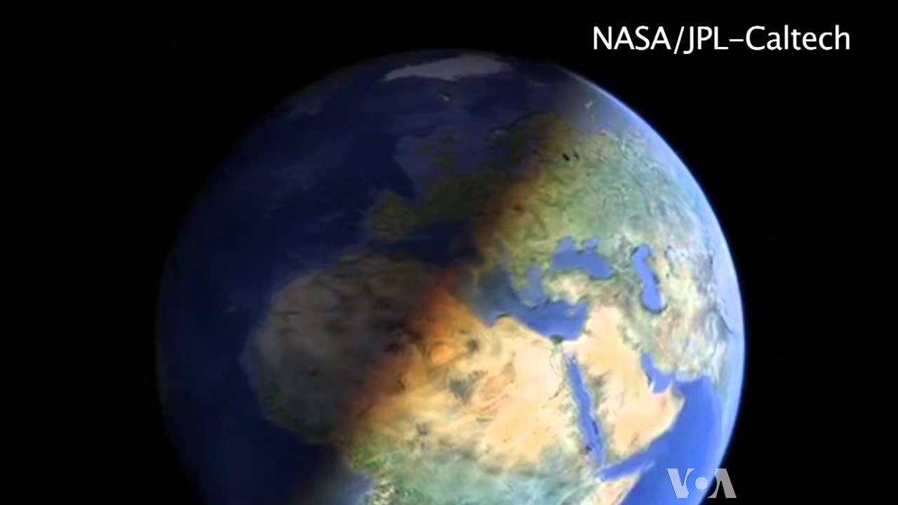 NASA: Asteroid to Pass Very Near Earth - YouTube