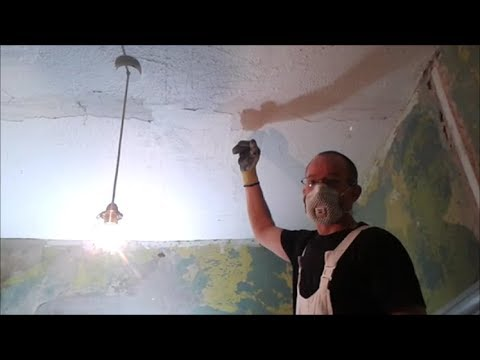 removing artex from ceilings steam stripper tips youtube. Black Bedroom Furniture Sets. Home Design Ideas