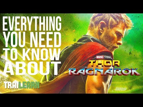 TRAILEARN: Everything You Need to Know About 'Thor: Ragnarok' | TRAILEARN | Splash TV