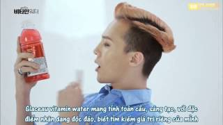 bbvn vietsub g dragon vitamin water cf gd and vitamin water have something in common 10 06 13