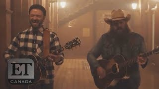 Reaction To Justin Timberlake's 'Say Something' with Chris Stapleton