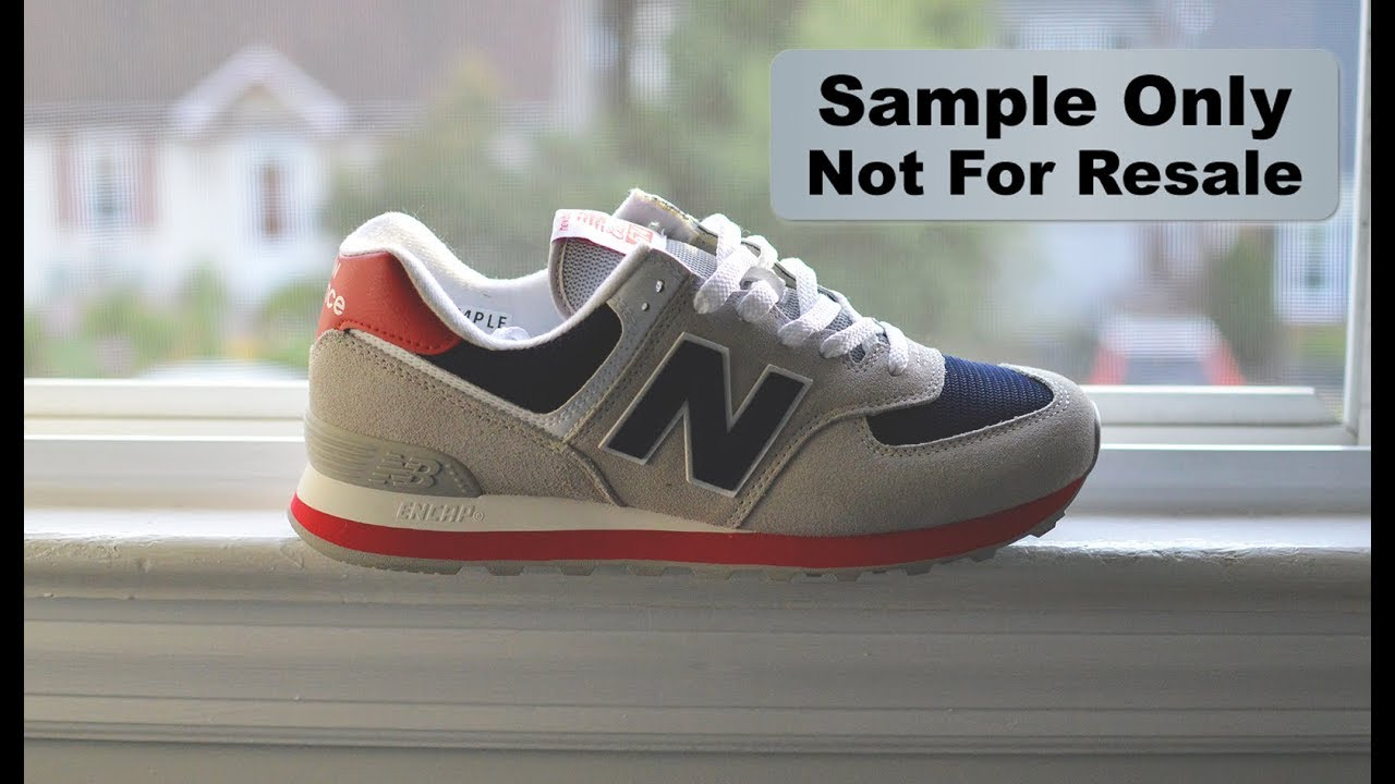 New Balance 574 Samples - Are they Rare