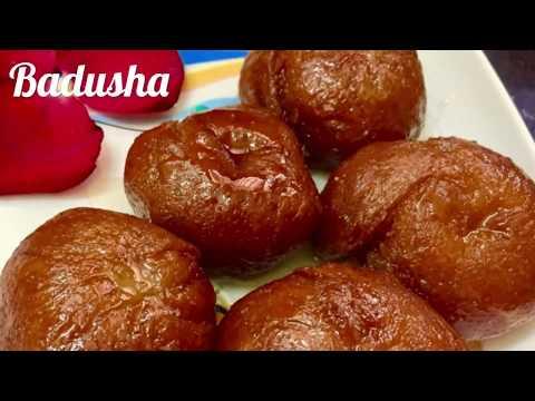how to make badusha sweet in telugu