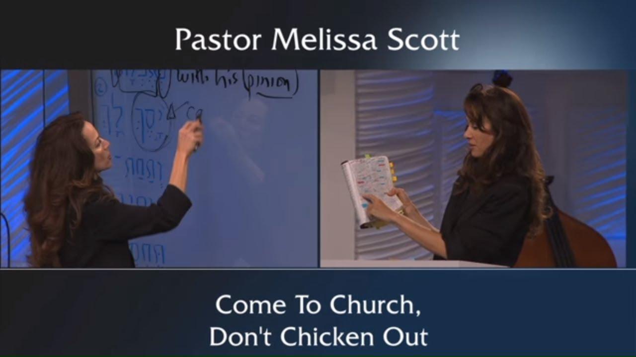 Pastor melissa scott