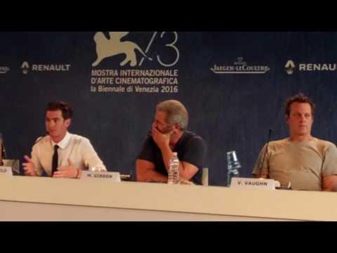 Mel Gibson 'Hacksaw Ridge' Press Conference Venice Film Festival 2016 Part 4
