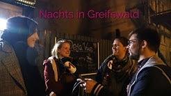 Nachts in Greifswald  | Ersti-Woche