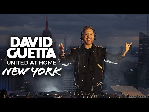 David Guetta en Vivo desde New York City