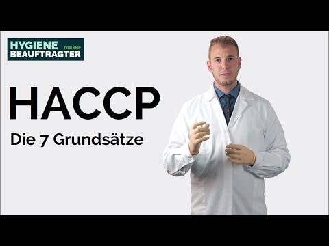HACCP Konzept   7 Grundsätze