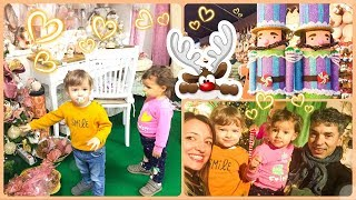⭐️🌟🎄I gemelli al Villaggio di Babbo Natale🎄🌟⭐️
