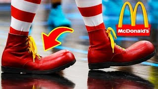 Top 10 Untold Truths of Ronald McDonald