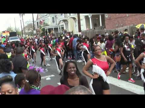 New Orleans Fat Tuesday February 28, 2017