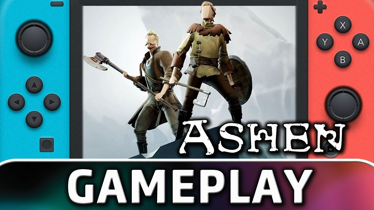 Ashen | First 10 Minutes on Nintendo Switch