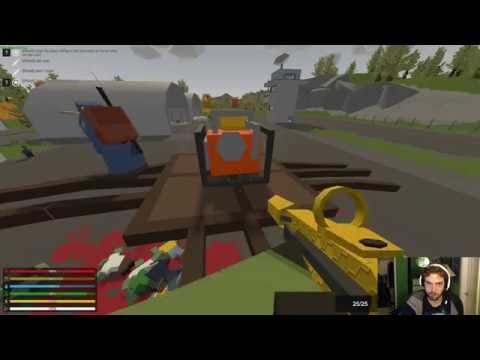 Unturned Russia - Research Capsules (Oct, 6 update) #3
