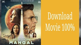 How to download  Mission mangal movie Aksay kumar film