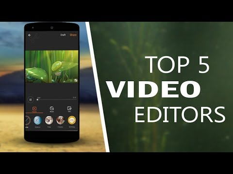 Best Video Editing Software 2018: Top 5 video editing software free