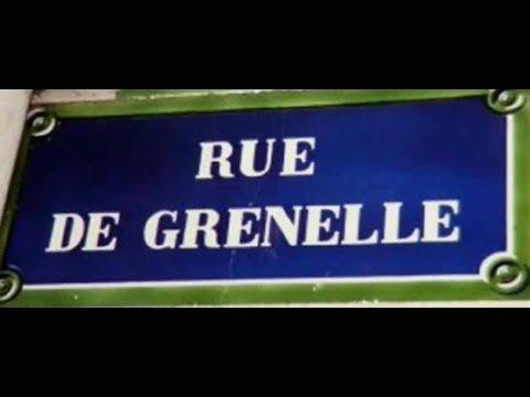 Rue de Grenelle Paris Arrondissement  6e et 7e