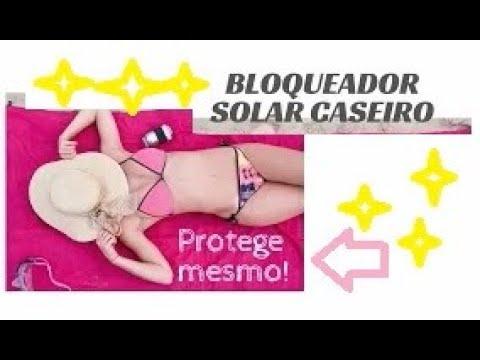 BLOQUEADOR SOLAR CASEIRO