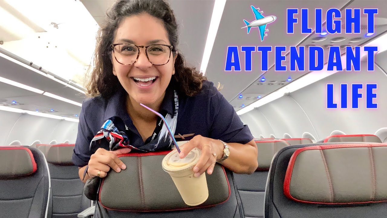 2-Day Trip | LAX | Flight Attendant Life - VLOG 10, 2020