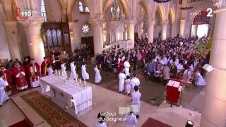 Messe des Rameaux et la Passion du Seigneur