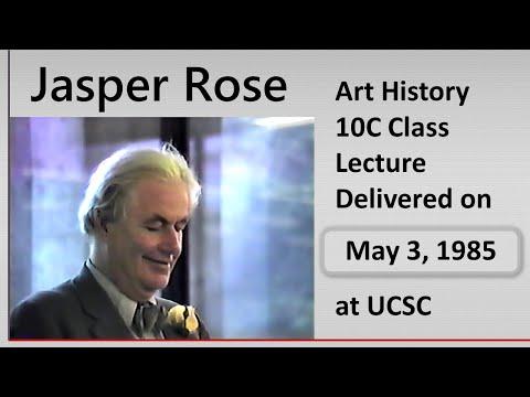Jasper Rose, UCSC