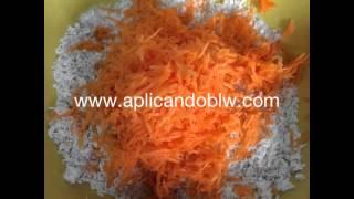 Receta De Galletas De Coco Y Zanahoria - Coconut And Carrot Cookies Recipe
