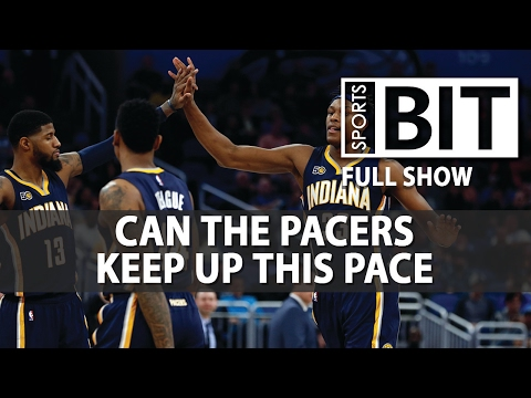 Sports BIT | Can The Pacers Keep Up This Pace? | SportsCenter For Bettors