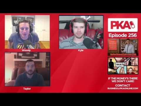 PKA 256 - Lamb Skin Condom Talk, Fallout, BO3, Comedy Talk