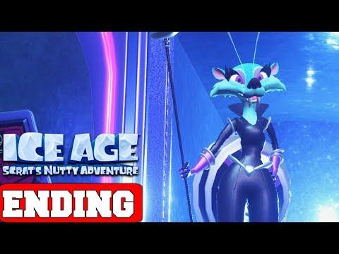 Ice Age Scrat's Nutty Adventure - Ending & Final Boss