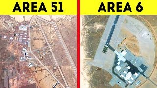 You Know Area 51, But What is AREA 6?