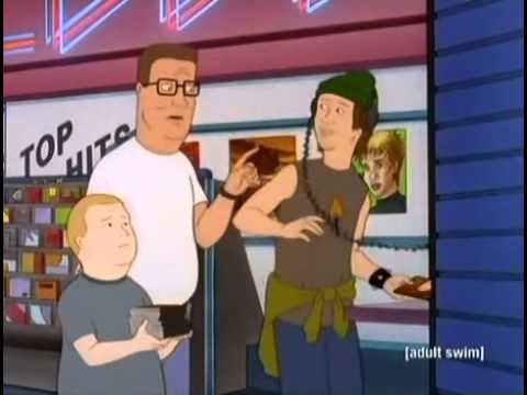King of the Hill - Get In The Truck Son