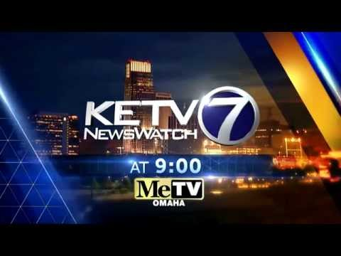 KETV NewsWatch 7 at 9 PM On Me-TV Omaha