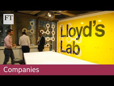 How Lloyd's Of London Is Pairing Tradition With Tech