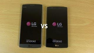 LG V10 VS LG G4 - Speed & Camera Test!