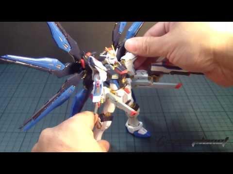 *GundamModels* RG 1/144 Strike Freedom Gundam - Part 5
