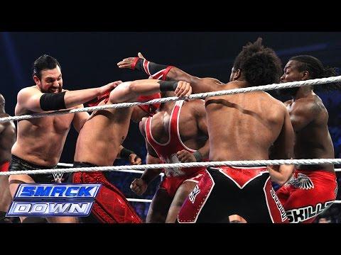 Intercontinental Championship No. 1 Contender Battle Royal: SmackDown, Sept. 26, 2014