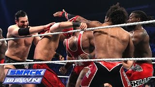 Intercontinental Championship No. 1 Contender Battle Royal: SmackDown, Sept. 26, 2014