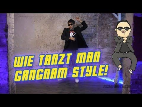 Wie Tanzt Man GANGNAM Style (Anfänger)