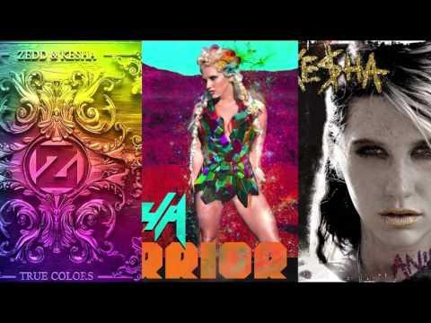 C'Mon Animals, Show Your True Colors - Kesha (Mashup)