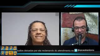 Programa PAPO RETO - Entrevista com a Sra. Patrícia, que perdeu o marido para a Covid-19