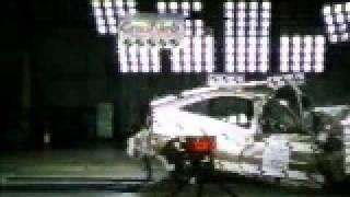 1996 Daewoo Cielo/Nexia ANCAP Frontal Offset