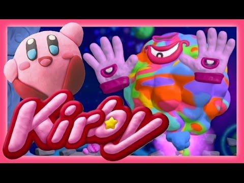 Kirby And The Rainbow Paintbrush ~ FINAL BATTLE : Sqaishey