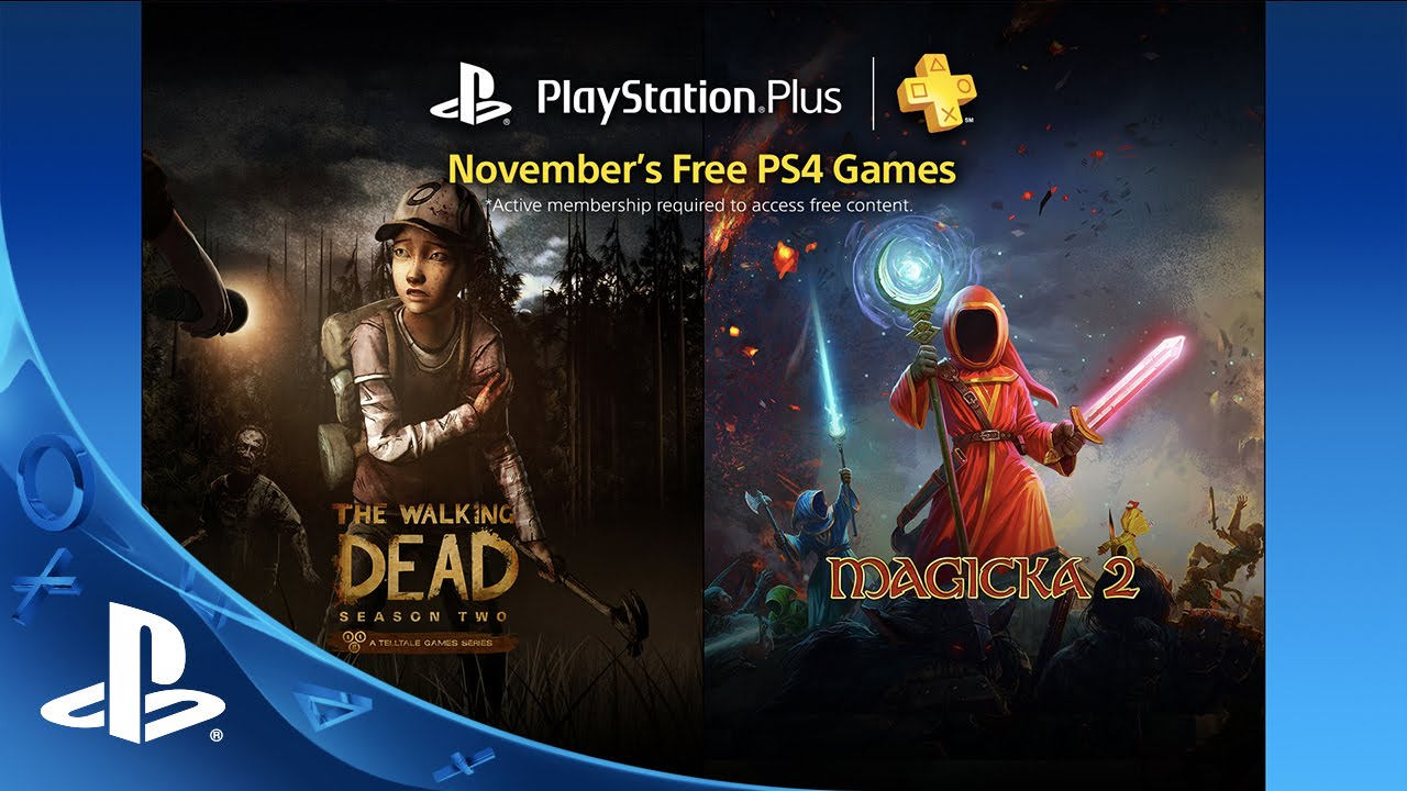 Psn November Free Games 2020.Ps Plus Free Games For November 2015 Playstation Blog