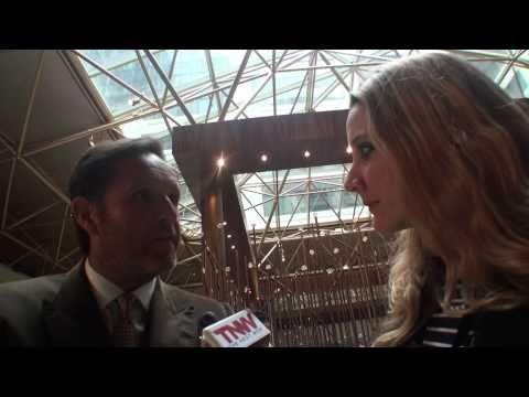 Hermione interviews Mark Burnett