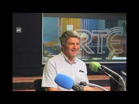 Eoghan Corry on Sean O'Rourke Sept 18 2017