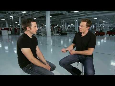 Foundation 20 // Elon Musk