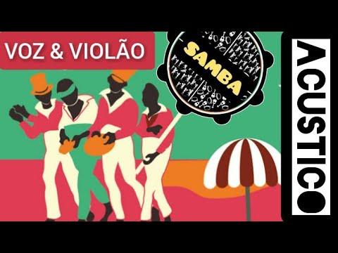 Voz e Violão AO VIVO no Barzinho Vol 5  SAMBA ANTIGO • Seleção Verão 2020