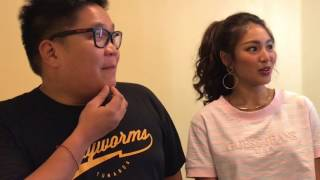 LIGAWAN talk - with Nadine Lustre